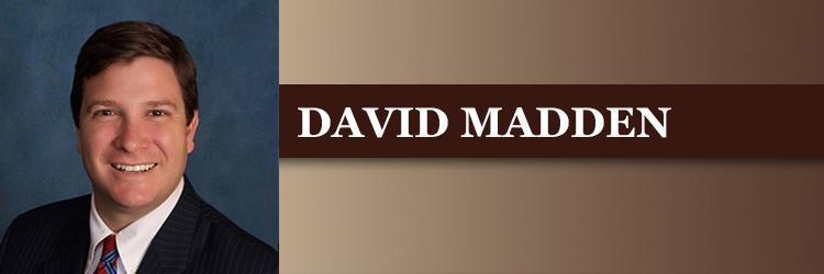<strong>DAVID MADDEN</strong>