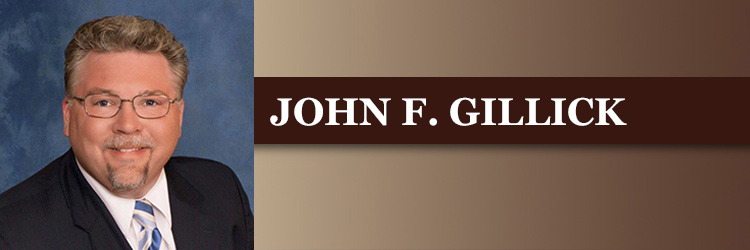 <strong>JOHN F. GILLICK</strong>