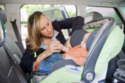 New Jersey Car Seat Law